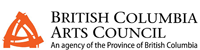 BC Arts Council Logo